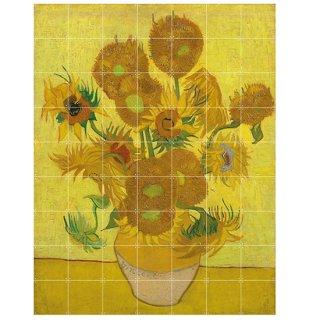 Sunflowers / IXXI ウォールピクチャー