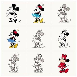 Minnie animation / IXXI ウォールピクチャー