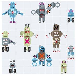 Robot / IXXI ウォールピクチャー