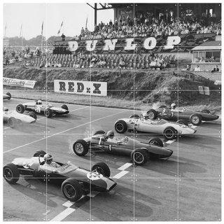 Race / IXXI ウォールピクチャー