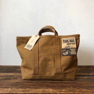 LABORDAY  TOOLBAG/Small Brown