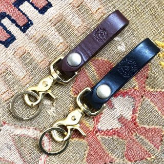 <img class='new_mark_img1' src='https://img.shop-pro.jp/img/new/icons32.gif' style='border:none;display:inline;margin:0px;padding:0px;width:auto;' />OROX LEATHER Co./ Classic Key Chain