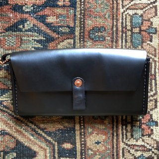 <img class='new_mark_img1' src='https://img.shop-pro.jp/img/new/icons8.gif' style='border:none;display:inline;margin:0px;padding:0px;width:auto;' />OROX LEATHER Co./MERCES WALLET/ BLACK