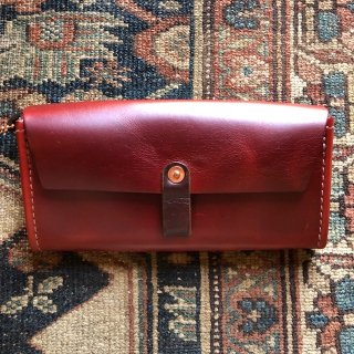 <img class='new_mark_img1' src='https://img.shop-pro.jp/img/new/icons8.gif' style='border:none;display:inline;margin:0px;padding:0px;width:auto;' />OROX LEATHER Co./MERCES WALLET/ RED