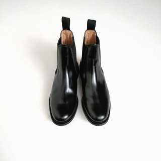 <img class='new_mark_img1' src='https://img.shop-pro.jp/img/new/icons56.gif' style='border:none;display:inline;margin:0px;padding:0px;width:auto;' />Sanders<br>FEMALE COLLECTION<br>Chelsea Boot <br>Black