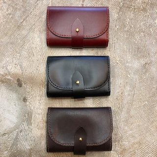 OROX LEATHER Co.<br>AKITA WALLET