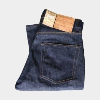 OOE YOFUKUTEN & Co.<br>Blue denim Jeans
