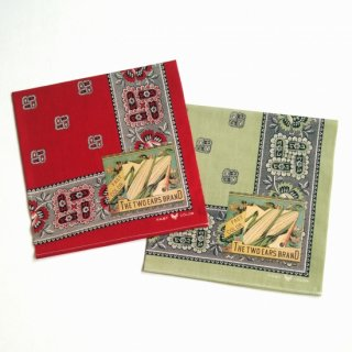 """TWO EARS BRAND<br>THE """"MARVEL"""" BANDANNA"""