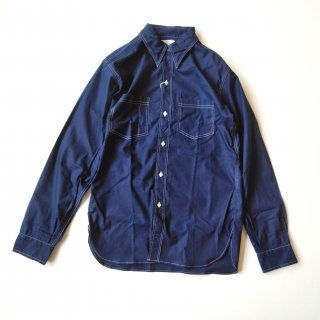 WAREHOUSE&CO.<br>Lot 3025  WIDE  AWAKE  SHIRTS ( FULLOPEN )
