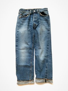 WAREHOUSE&CO.<br>2ND-HAND 1100(USED WASH)