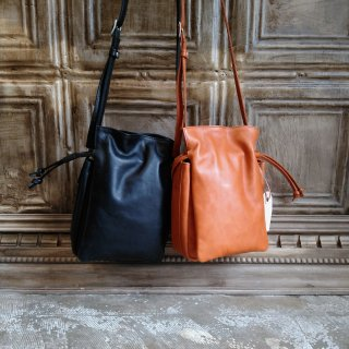 SLOW <br>-horse pit draw string bag-