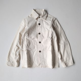 OOE YOFUKUTEN & Co.<br>Railroad jacket / Ecru