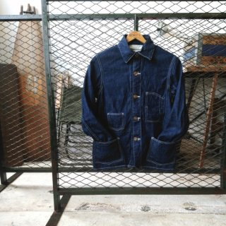 OOE YOFUKUTEN & Co.<br>Railroad jacket / Indigo
