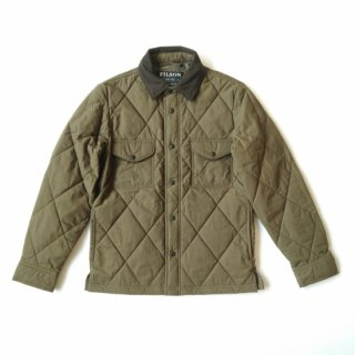 FILSON<br>HYDER QUILTED JAC-SHIRT