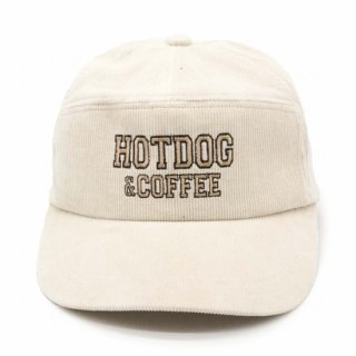 THE H.W. DOG&CO. <br>HOTDOG & COFFEE CAP
