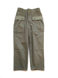 WAREHOUSE&CO.<br>Lot 1097<br>USMC HERRINGBONE MONKEY PANTS
