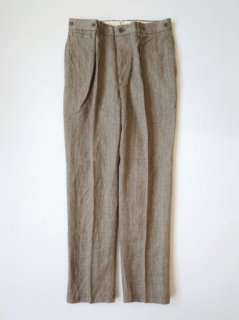 <img class='new_mark_img1' src='https://img.shop-pro.jp/img/new/icons8.gif' style='border:none;display:inline;margin:0px;padding:0px;width:auto;' />Nigel Cabourn<br>GENTLEMAN PANT <br>CHAMBRAY