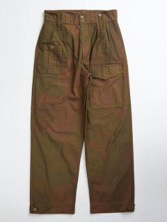 <img class='new_mark_img1' src='https://img.shop-pro.jp/img/new/icons8.gif' style='border:none;display:inline;margin:0px;padding:0px;width:auto;' />Nigel Cabourn<br>BRITISH ARMY PANT<br>BRUSH CAMO