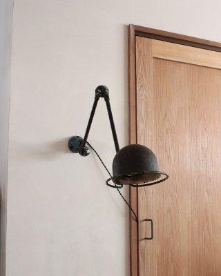 Wall Lamp, Jielde -2 arm