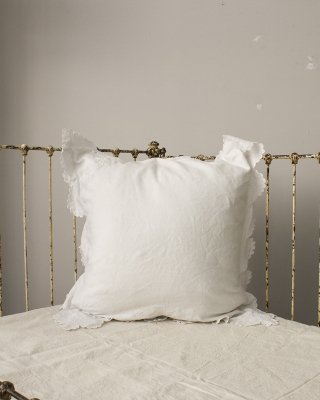 Linen Cushion Cover .b