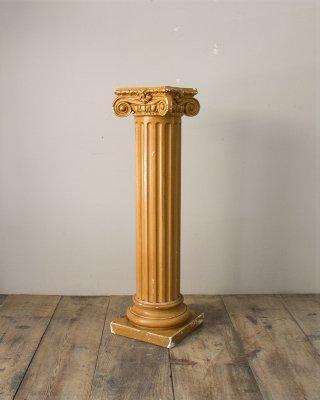 ピラー.a  Plaster Pillar