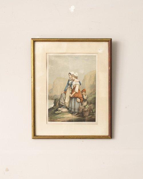 """アートフレーム """"Eugene Delacroix """"  Art Frame"""