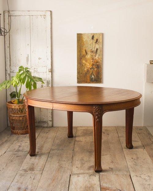 オーバルダイニングテーブル  Oval Dining Table