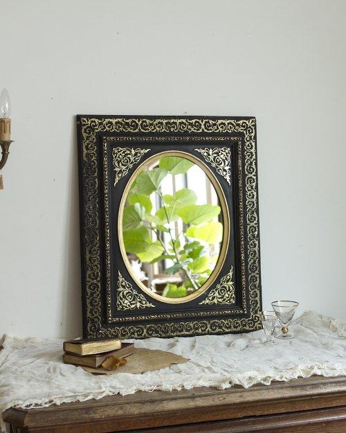 ウォールミラー.b  Napoleon Mirror.b