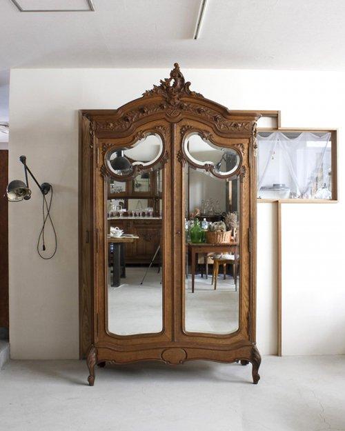 アルモワールキャビネット  Armoire Cabinet