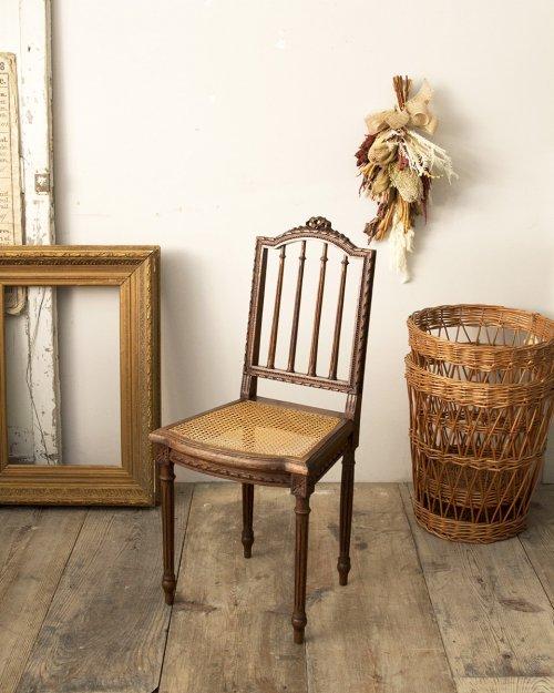 ラタンシートチェア.b  Rattan Seat Chair