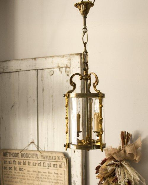 筒型ランタンランプ  Lantern Lamp