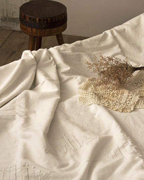 リネンシーツ.c  Linen Sheets