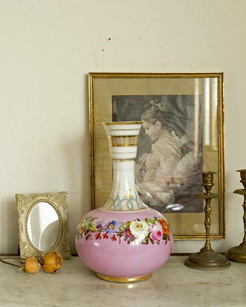 ルイ・フィリップ様式 フラワーベース  Louis-Philippe Flower Vase