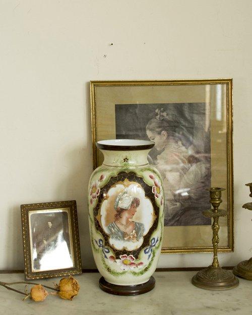 ナポレオン3世様式 フラワーベース  Napoleon � Flower Vase