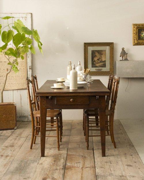 ドローリーフテーブル  Drawleaf Table