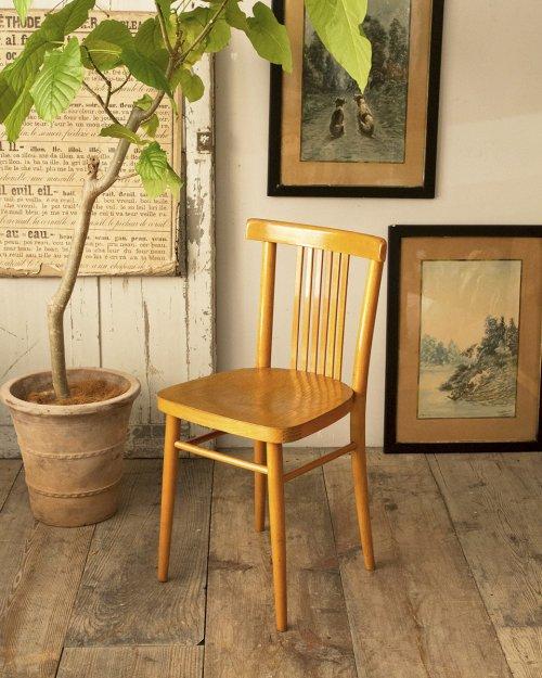 スティックバックチェア  Wood Chair