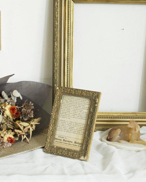 デコラティブ フォトフレーム.b  Decorative Photo Frame