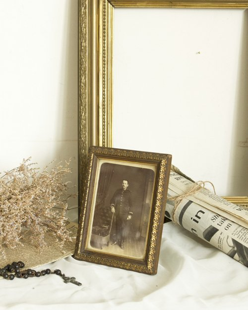 デコラティブ フォトフレーム.c  Decorative Photo Frame