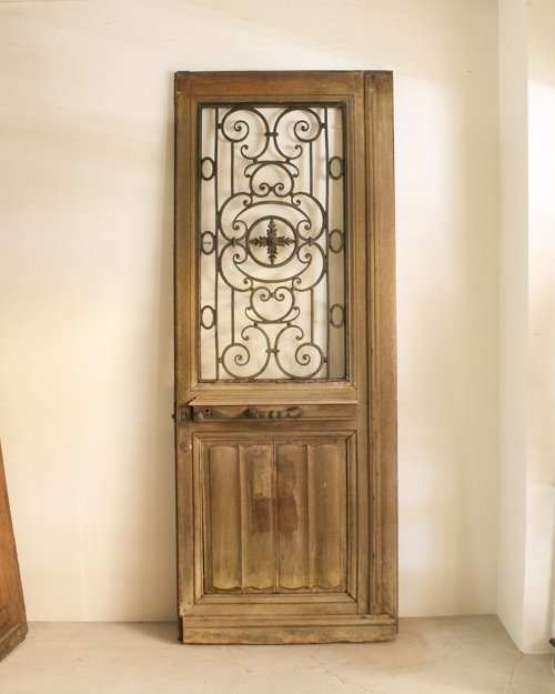 アイアンガラスドア  Iron Glass Door