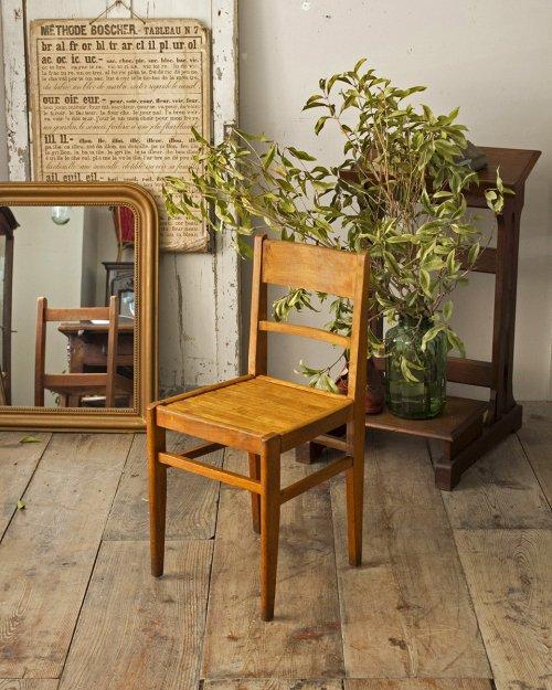 ヴィンテージ ウッドチェア  Wood Chair