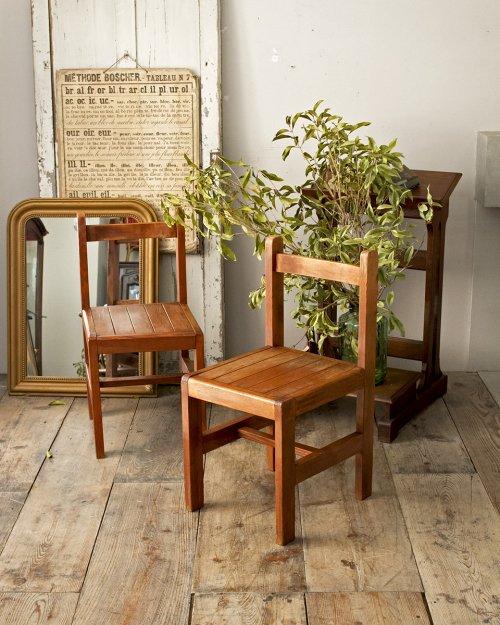 ウッドチェア.d  Wood Chair