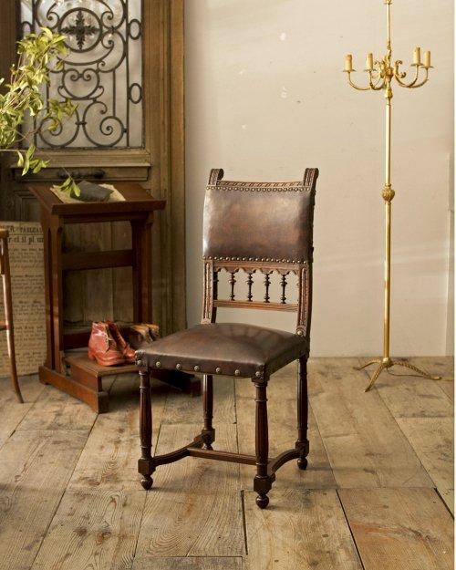 レザーチェア.e  Leather Chair