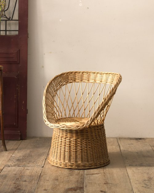 ラタンチェア.1  Rattan Chair