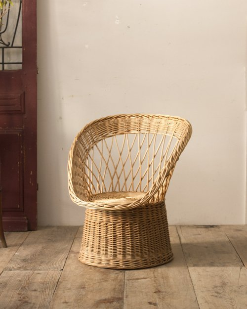 ラタンチェア.2  Rattan Chair