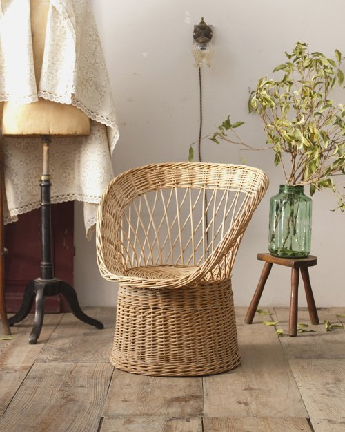 ラタンチェア.3  Rattan Chair
