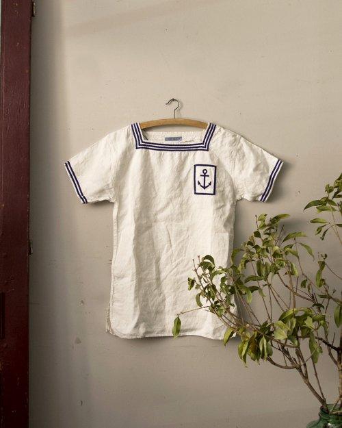 マリン セーラーシャツ  Marine Sailor Shirt
