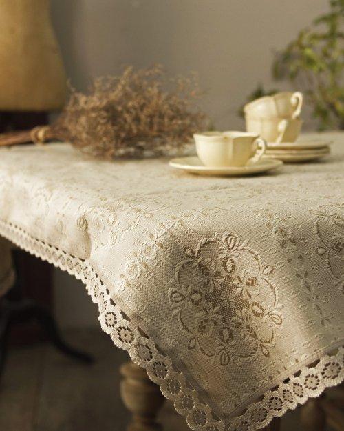 テーブルクロス  Table Cloth