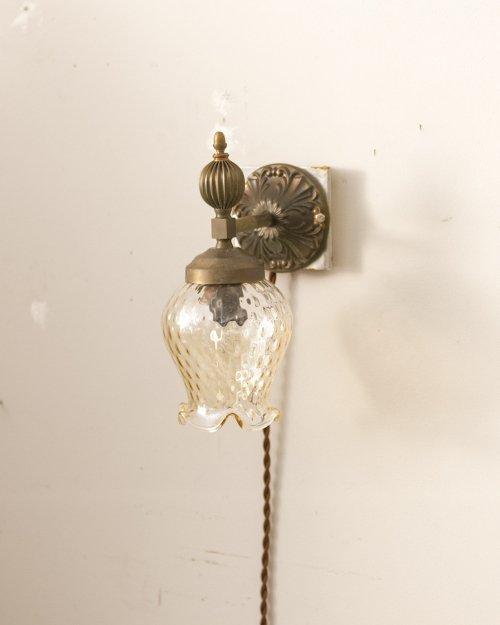 ウォールランプ.1  Wall Lamp