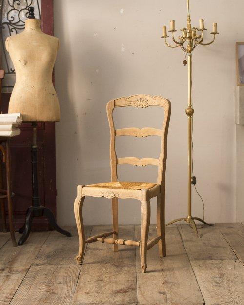 ラッシュシートチェア.5  Rush Seat Chair.e