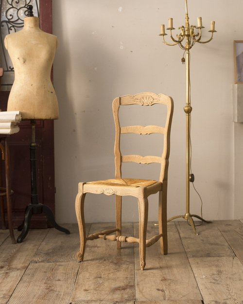 ラッシュシートチェア.2  Rush Seat Chair.b